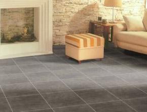 How to lay slate floor tiles